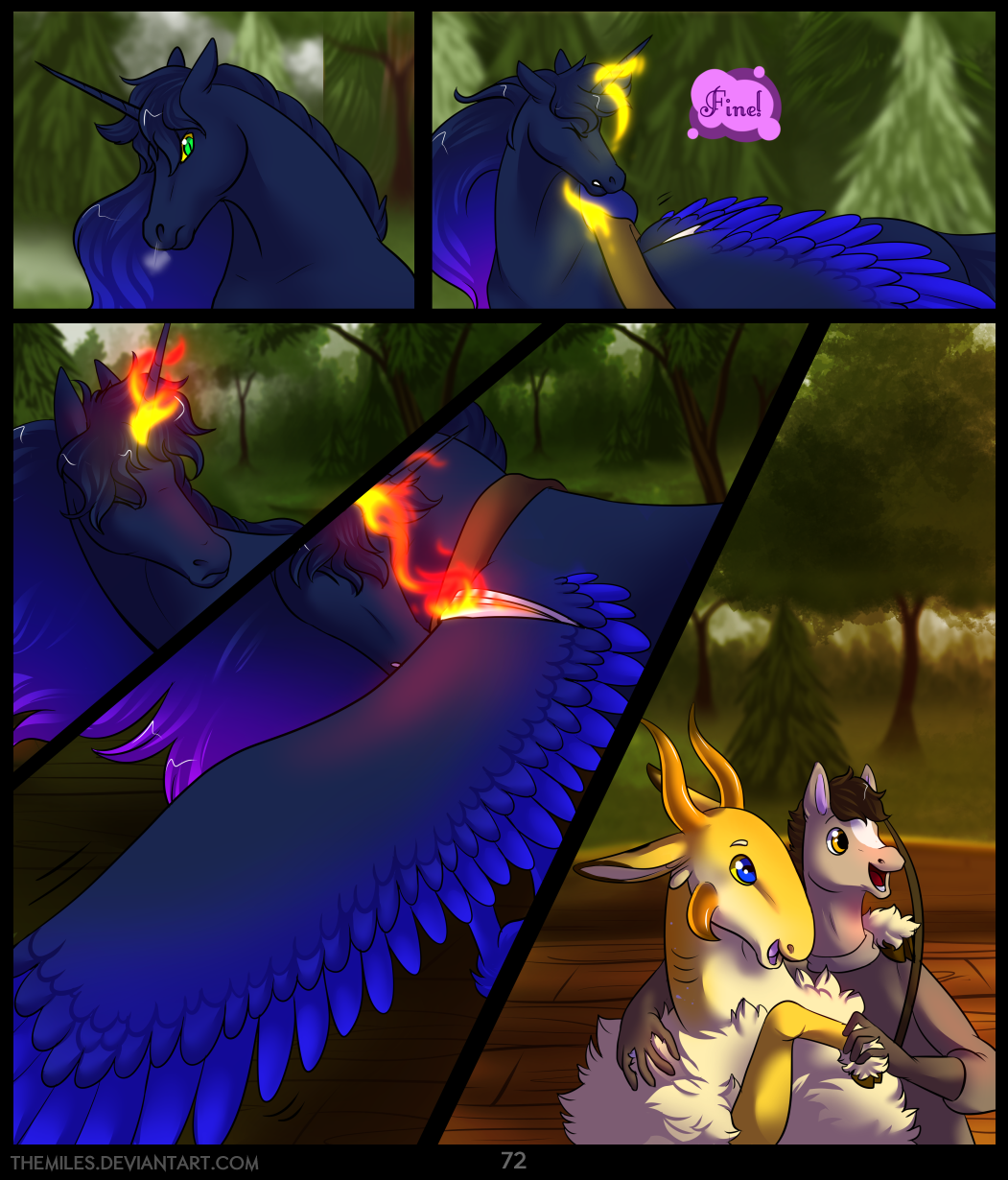 Tales of Aer - First Tale, Page 72