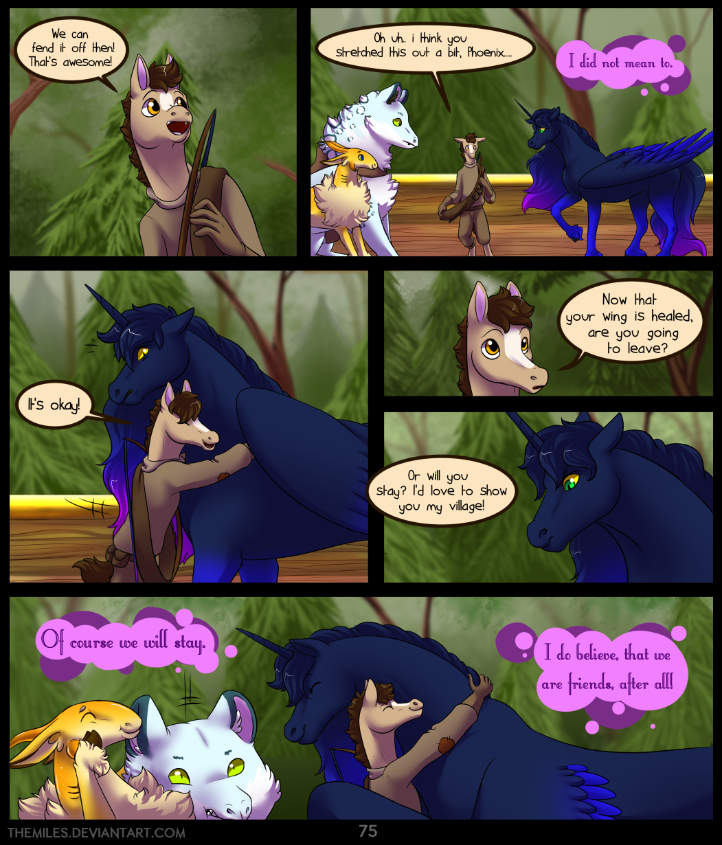 Tales of Aer - First Tale, Page 75
