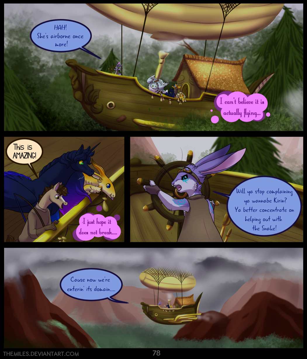 Tales of Aer - First Tale, Page 78