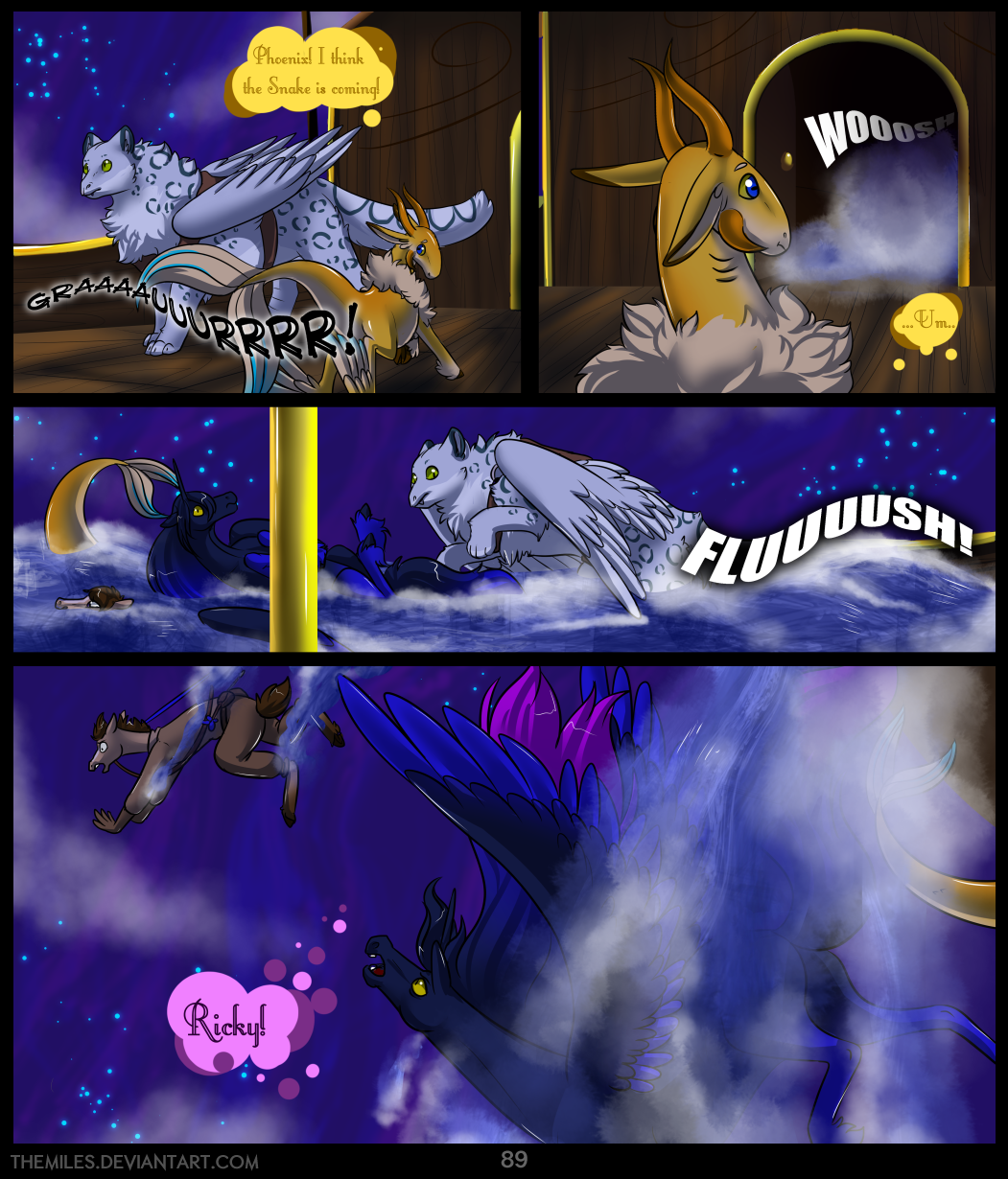 Tales of Aer - First Tale, Page 89