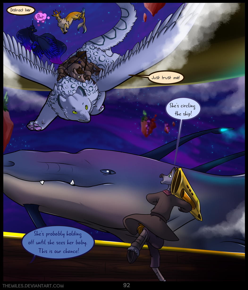 Tales of Aer - First Tale, Page 92