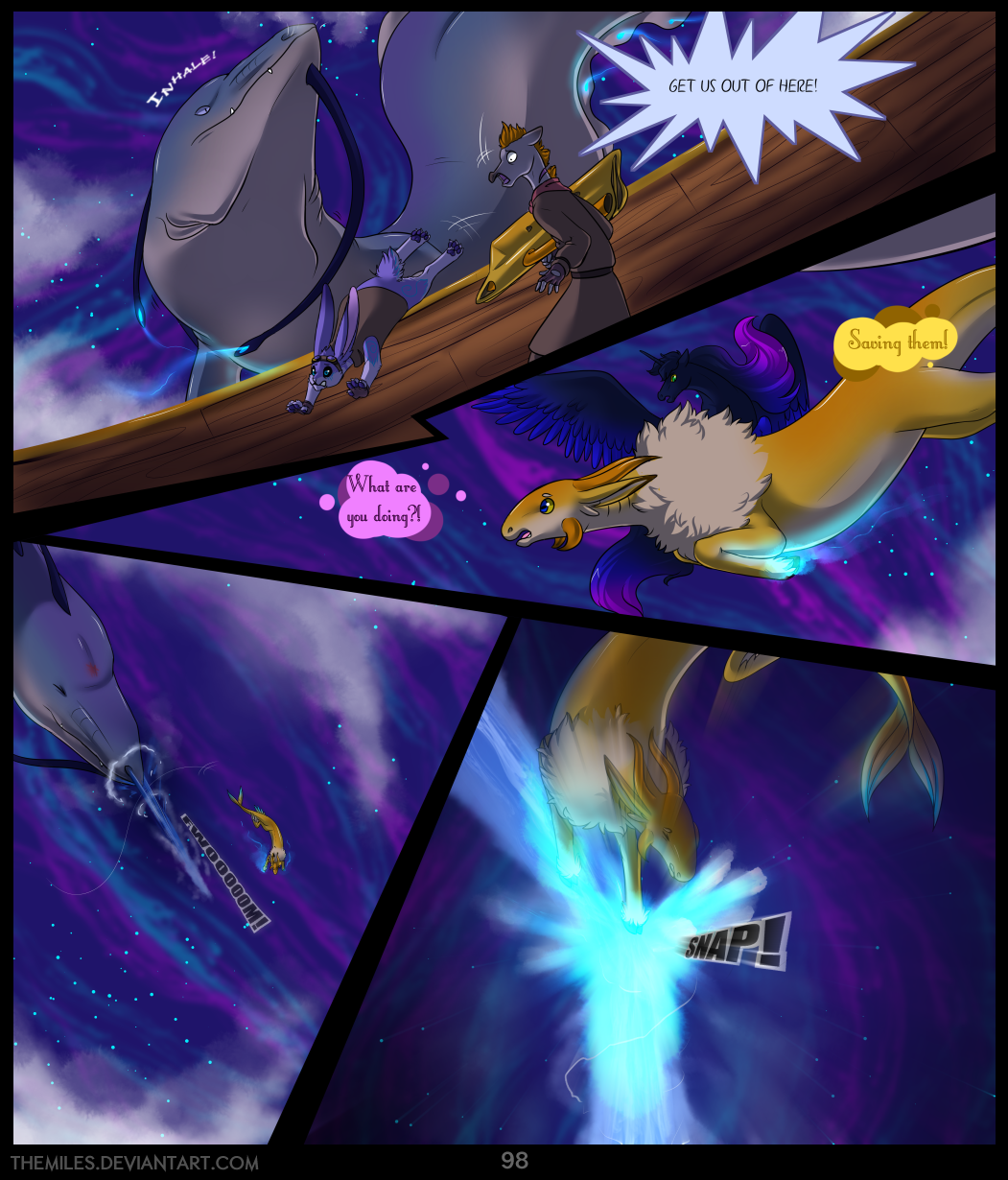 Tales of Aer - First Tale, Page 98