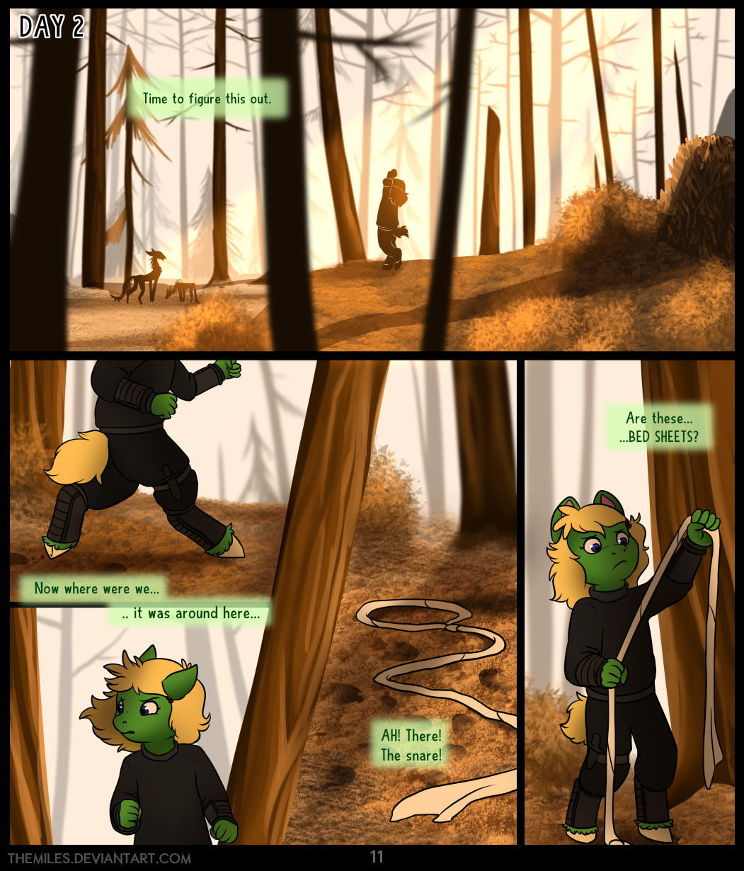 Tales of Aer - Second Tale, Page 11